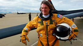 Image for James May at the Edge of Space