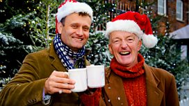 Image for Oz and Hugh Drink to Christmas