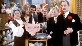 Image for The Story of Are You Being Served?
