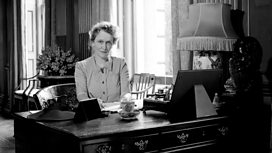 Image for The First Lady: Nancy Astor