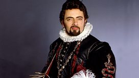 Image for Blackadder Rides Again