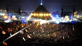 Image for Glastonbury at 40: From Avalon to Jay-Z