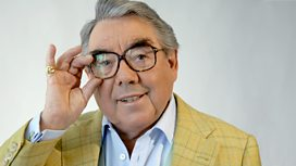 Image for Being Ronnie Corbett