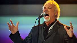 Image for Tom Jones at the BBC
