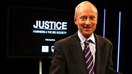 Image for Justice: Fairness and the Big Society