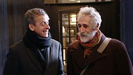 Image for When Peter Capaldi Met John Byrne