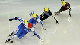 Image for Ice Skating: World Short Track Championships