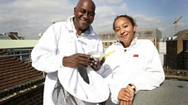 Image for Ainsley Harriott on Honey and Glynn Purnell on Cheese