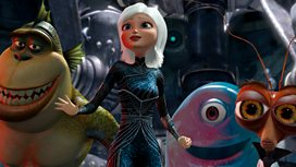 Image for Monsters vs Aliens