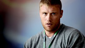 Image for Freddie Flintoff: Hidden Side of Sport