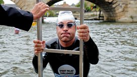 Image for David Walliams' Big Swim: A Sport Relief Challenge