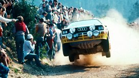 Image for Madness on Wheels: Rallying's Craziest Years