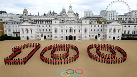 Image for 2012 Olympic Games: 100 Days to Go