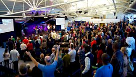 Image for Live Pentecost Praise from Brighton