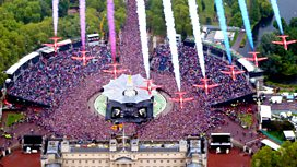 Image for The Diamond Jubilee Weekend Highlights