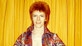 Image for David Bowie and the Story of Ziggy Stardust