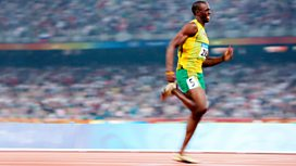 Image for Can Anyone Beat Bolt?