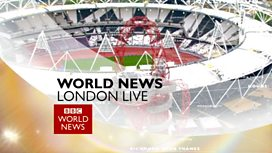 Image for BBC World News London Live