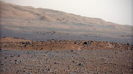 Image for Curiosity at Mars