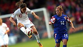Image for Women's Football - England v Croatia