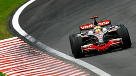 Image for The Brazilian Grand Prix - Practice One