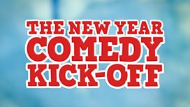 Image for The New Year Comedy Kick Off