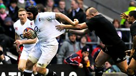 Image for England v New Zealand Highlights
