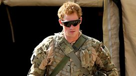 Image for Prince Harry in Afghanistan