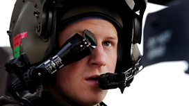 Image for Prince Harry: Frontline Afghanistan