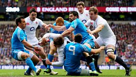 Image for England v Italy