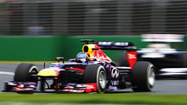 Image for The Australian Grand Prix - Highlights