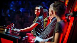Image for Blind Auditions 1