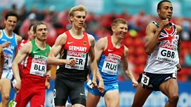 Image for European Team Championships: Day Two