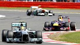 Image for The British Grand Prix: Forum