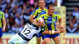 Image for Semi-final: Hull v Warrington