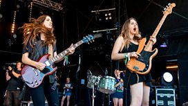 Image for Haim & the Lumineers