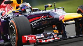 Image for The Belgian Grand Prix - Practice 1