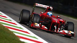 Image for The Italian Grand Prix - Practice 1