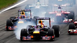 Image for The Italian Grand Prix
