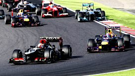 Image for The Japanese Grand Prix - Highlights