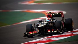Image for The Indian Grand Prix - Qualifying