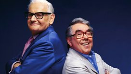 Image for The Two Ronnies Christmas Show