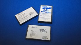 Blur Demo Tapes - Property of Steve Lamacq!
