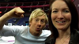Craig Heap and Alison Mitchell
