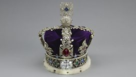 Imperial State Crown, made by Rundell Bridge & Rundell (1937)