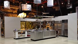 TV blog: How we built the Nigellissima kitchen set