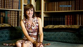Fiona Bruce for red button