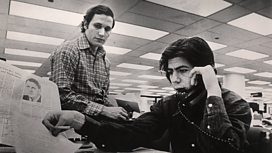 Watergate Reporters 1973