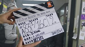 The Field of Blood - The Dead Hour in production