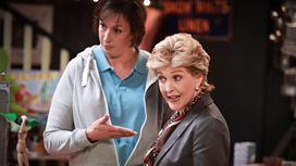 Miranda Meets: Patricia Hodge and Miranda's Mum